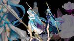 Fire Emblem Warriors and if - Aqua - Default