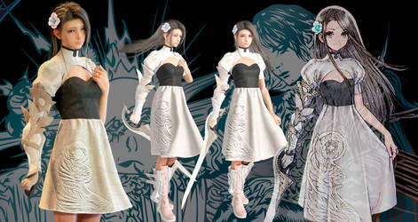 Terra Battle 2 x Final Fantasy - Sarah UP1