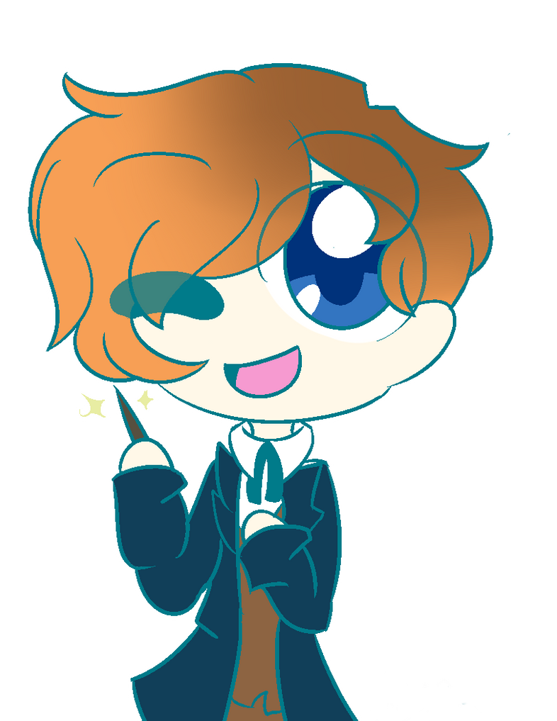 Newt Scamander by ImagineWagon-s on DeviantArt