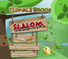 tumblebrook slalom GAME by kinkei