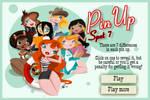 Pin up -GAME-