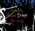 Light Spark Brushes