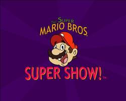 Super Mario Bros. Super Show by Awkward-Edward
