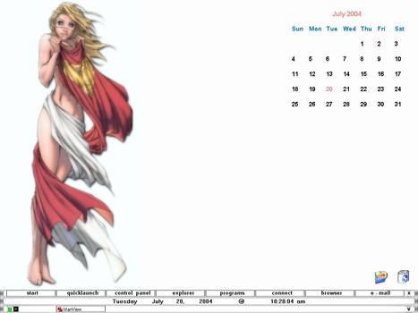 Supergirl by namvet53