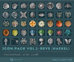icon.pack vol.1-rev5 (Haekel)