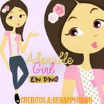 Adorable Girl Png