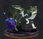 [Fake Toy Concept] - Zelda TP (Animated)