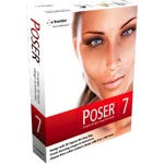 Poser 7 icon by jasonh1234