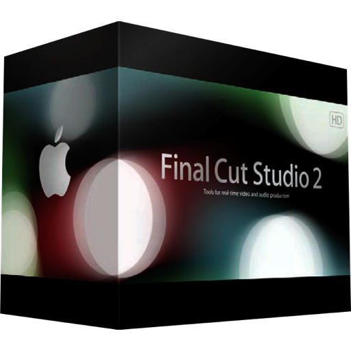 Final Cut Studio 2 icon by jasonh1234