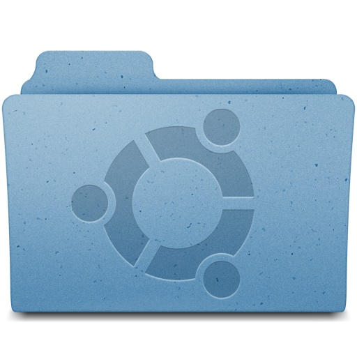 Ubuntu Folder v2 by jasonh1234