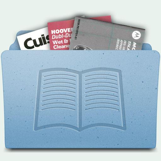 Instruction Manuals Folder by jasonh1234
