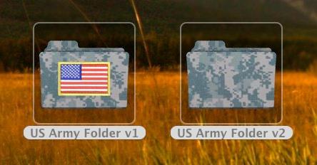 US Army Folders by jasonh1234