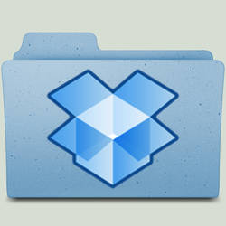 DropBox Folder in Color by jasonh1234