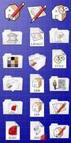 Google SketchUp iconpack