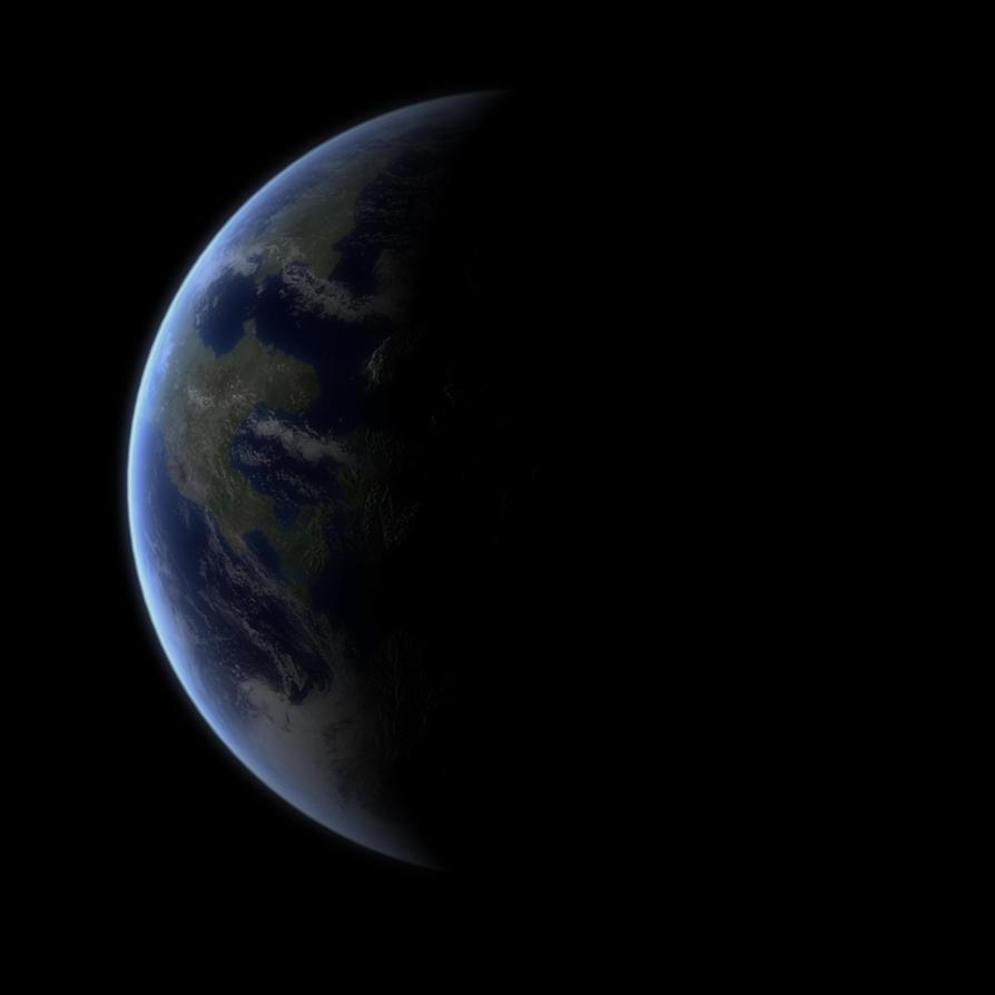 Terran Planet by KillaBC on DeviantArt