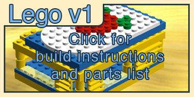 Lego Case V1 for Raspberry Pi by Yusecki