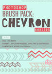 Chevron Borders Photoshop Brushes