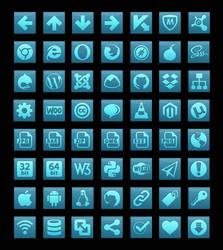 IT/Web Dev Icon Set (PART 1)