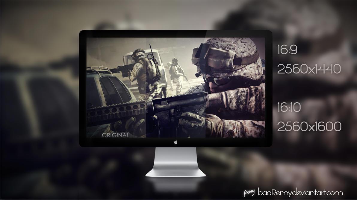BF3 HD by baaRemy