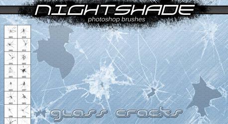 Nightshade glass cracks v2