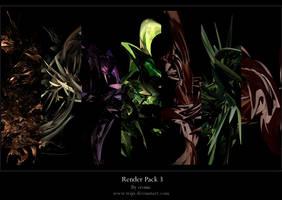 Render pack 3 by trijn