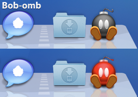 Bob-Omb by brnmbrns