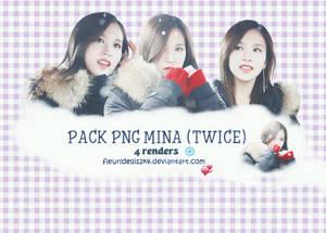 [160312] PACK PNG MINA