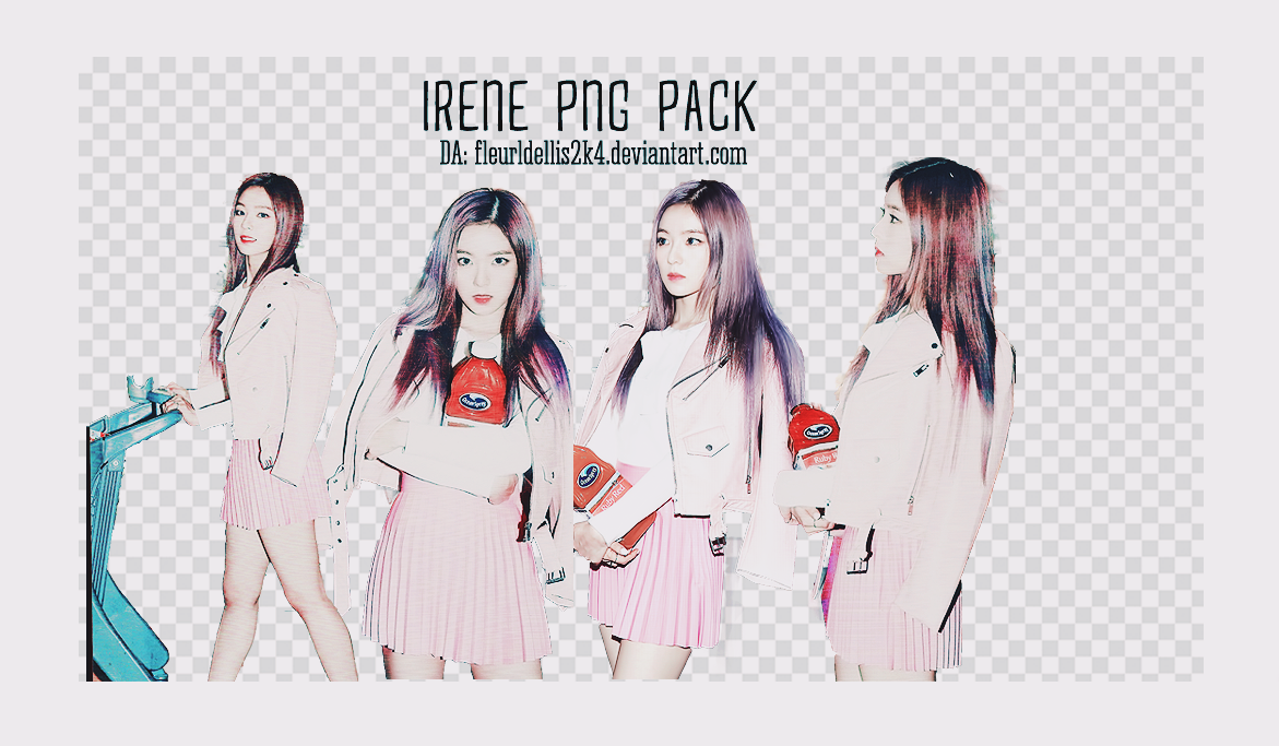 [170108] Red Velvet Irene PNG PACK by fleurldellis2k4