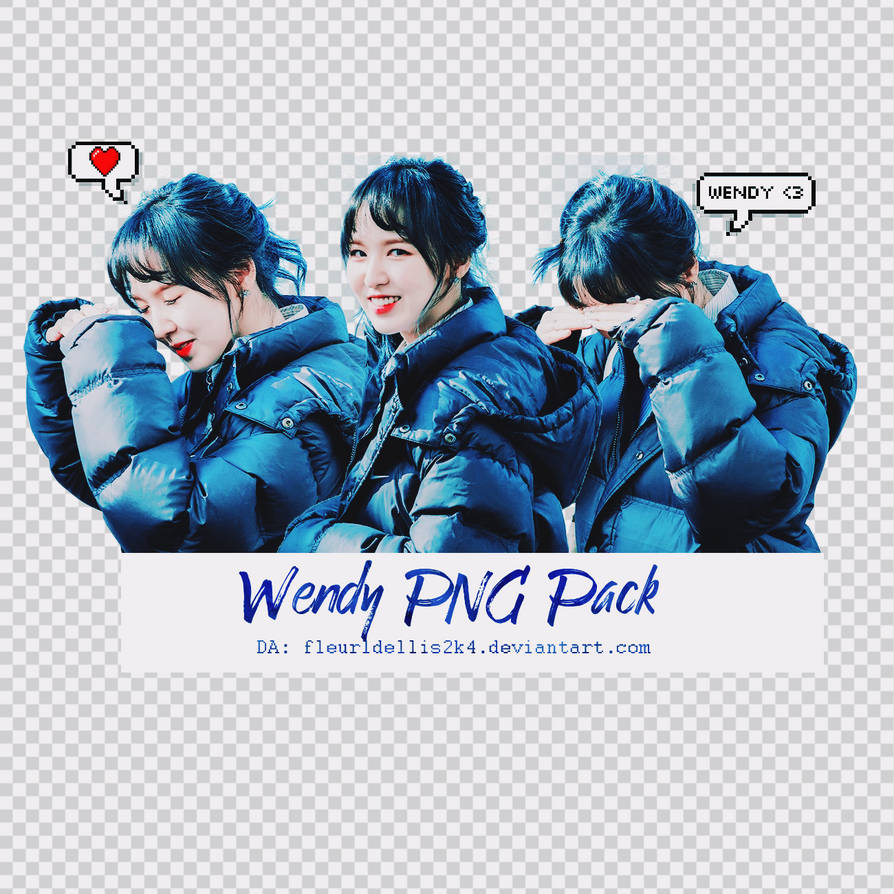 [170116] WENDY PNG PACK