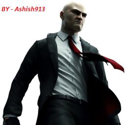 Agent 47 by Ashish by Ashish-Kumar