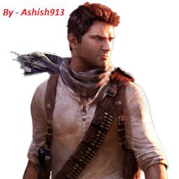 Natham Drake by Ashish913 by Ashish-Kumar