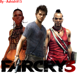 Farcry 3 Icon By Ashish913 by Ashish-Kumar