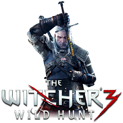 Witcher 3 - Wild Hunt Icon By Ashish by Ashish-Kumar