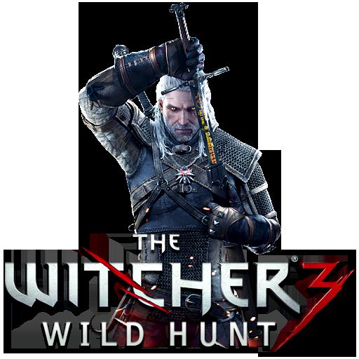 Witcher 3 - Wild Hunt Icon By Ashish by Ashish-Kumar