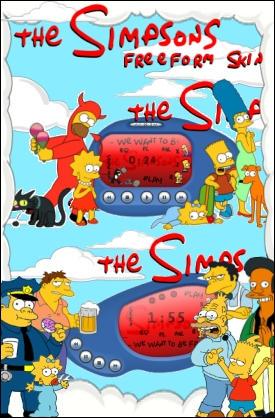 Simpsons Freeform Skin 1.3 by carlosp