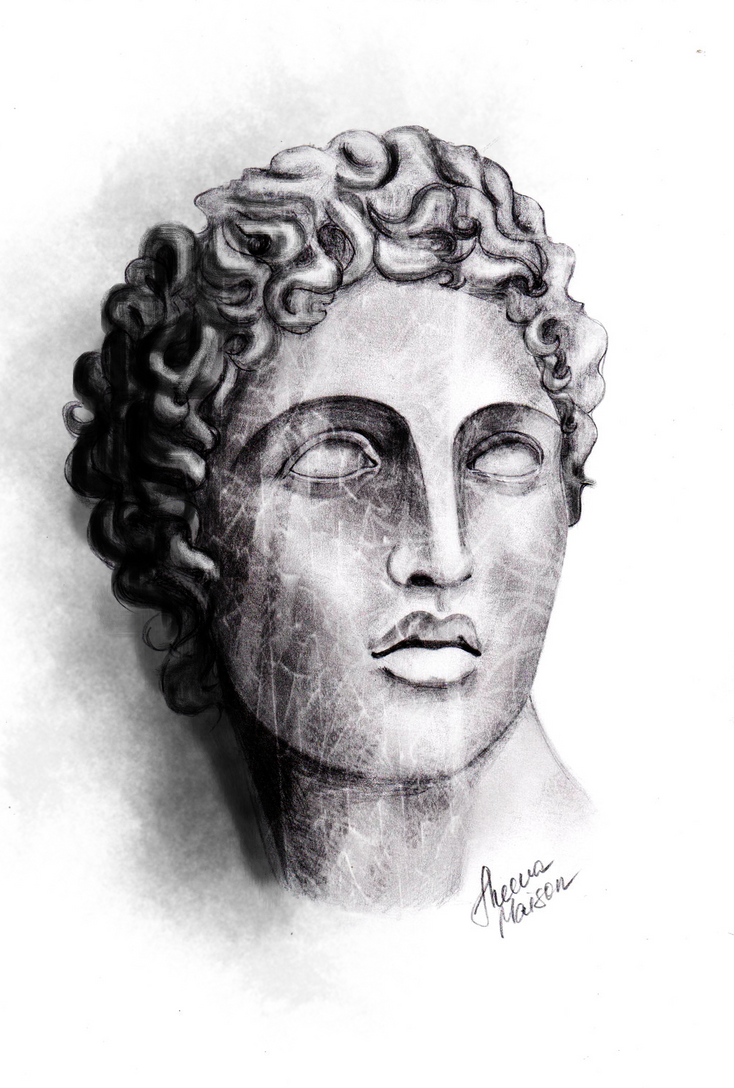 Alexander the great by sheevamaison