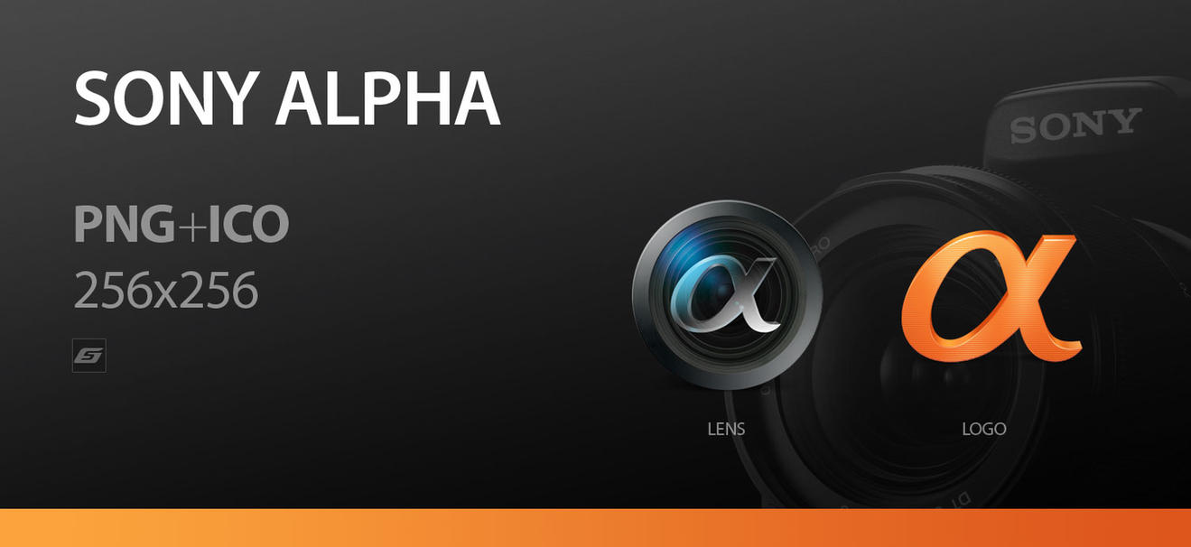 Sony Alpha Icons By 5 G On Deviantart