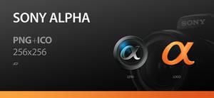 Sony Alpha Icons