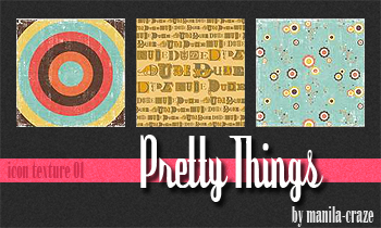 Pretty Things - icon texture 1