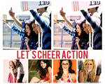 let's cheer action