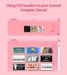 TUT: Using CSS headers