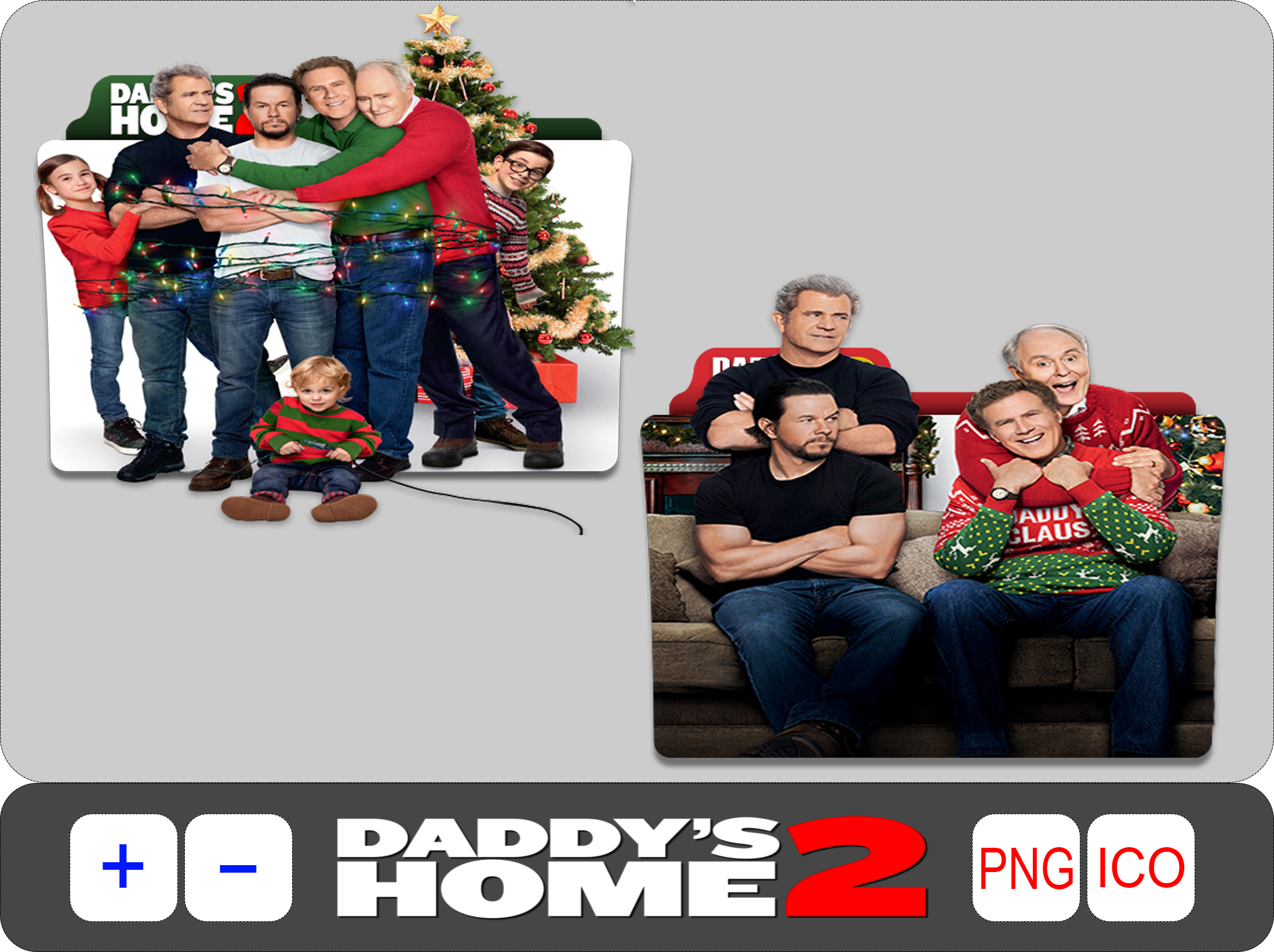 Daddy S Home 2 2017 By On Off77 On Deviantart