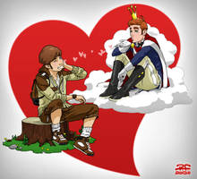 The Prince and the Boy
