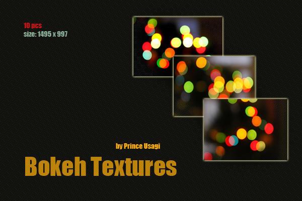 Bokeh Textures 2 by PrinceUsagi