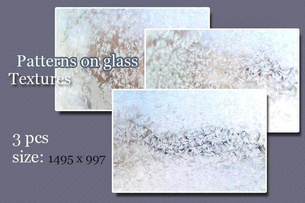 Patterns on glass by PrinceUsagi