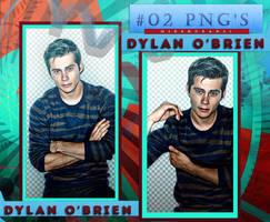 #2 PNGS/Dylan O'Brien by mychelle21