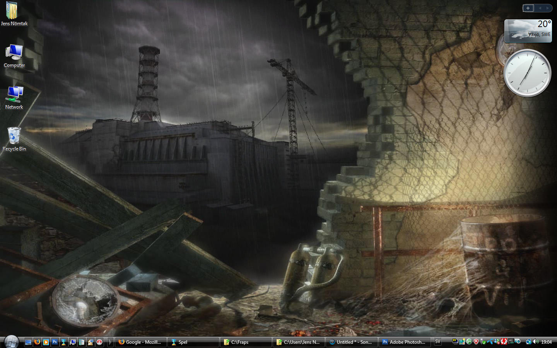 S.T.A.L.K.E.R Dreamscene by xBrokenLife