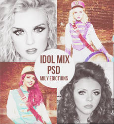 Idol Mix Psd
