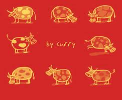 cowz by currysiek