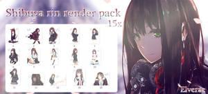 Shibuya rin render pack
